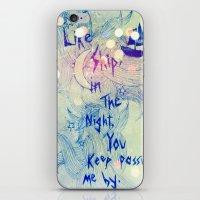 Washed Up Seashell. iPhone & iPod Skin