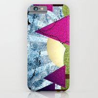 iPhone & iPod Case featuring Fantasy Landscape by NC Stewart