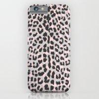 LEO CHEETAH PRINT iPhone 6 Slim Case