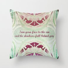 Saying Throw Pillow