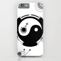 Tech Yin Yang iPhone 6 Slim Case