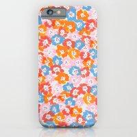 Morning Glory - Pink Multi iPhone 6 Slim Case