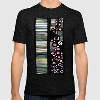 Beachcomber Mens Fitted Tee Tri-Black SMALL