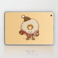 Bacon Scarf Maple Donut Laptop & iPad Skin