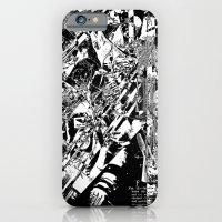 Broken Flight iPhone 6 Slim Case