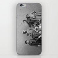 Monkey Family iPhone & iPod Skin