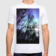 T-shirt featuring Black Trees Periwinkle S… by 2sweet4words Designs