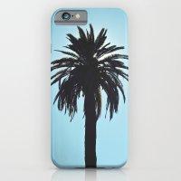 Palm Tree Silhouette iPhone 6 Slim Case