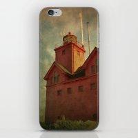 Light On The Lake iPhone & iPod Skin