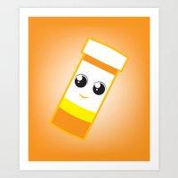 ViceTales: Popper Art Print