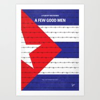 No417 My A Few Good Men … Art Print