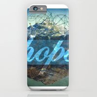 iPhone & iPod Case featuring HOPE (1 Corinthians 13:13) by BEN MURPHY