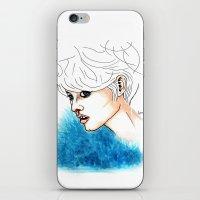 Brigitte iPhone & iPod Skin