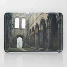 Gloomy Abbey iPad Case