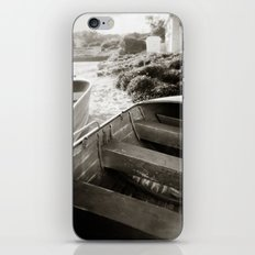 { afternoon boats } iPhone & iPod Skin