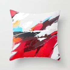 Acrylic Fusion Throw Pillow