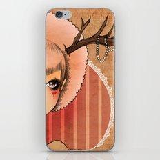 Wicked Pearls iPhone & iPod Skin