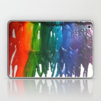 Crayons Laptop & iPad Skin