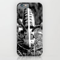 iPhone & iPod Case featuring Metallic snail by Vorona Photography