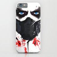 Bucky Barnes iPhone 6 Slim Case
