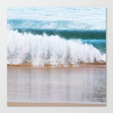 Maui: Crash Canvas Print