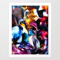 Infinity Tourist Art Print