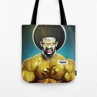 Sixman Tote Bag