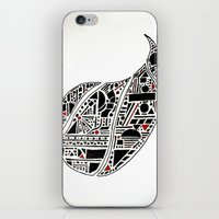 Paisley Geo Melee iPhone & iPod Skin