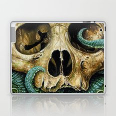 Tentacle skull Laptop & iPad Skin