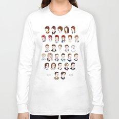 Time May Change Me II Long Sleeve T-shirt