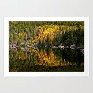 Art Print featuring Fall Colors ~ Colorado  by John Minar Fine Art …