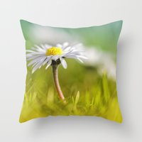 Absolutely Love...  Throw Pillow