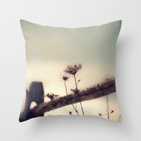 One More Day Throw Pillow