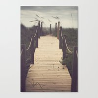 Midsummer Eve Canvas Print