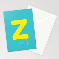 Z. Stationery Cards