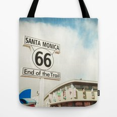 The End Tote Bag