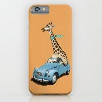 Riding High! (Colour) iPhone 6 Slim Case