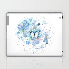 Dreamcatcher No. 1 - Butterfly Illustration Laptop & iPad Skin