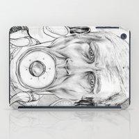 Caucasian iPad Case
