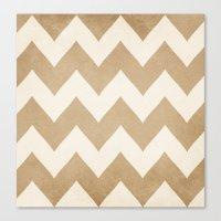 Biscotti & Vanilla - Bei… Canvas Print