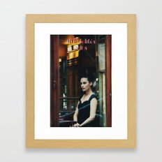 Vintage Chic I Framed Art Print