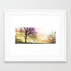 Unexplored Avenues by Debbie Porter - Plain Set Framed Art Print