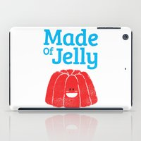 Made Of Jelly iPad Case