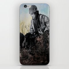 The Barrier iPhone & iPod Skin