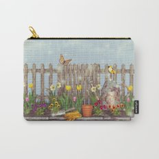 Spring Gardening Carry-All Pouch