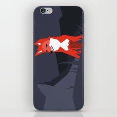 On The Hunt iPhone & iPod Skin