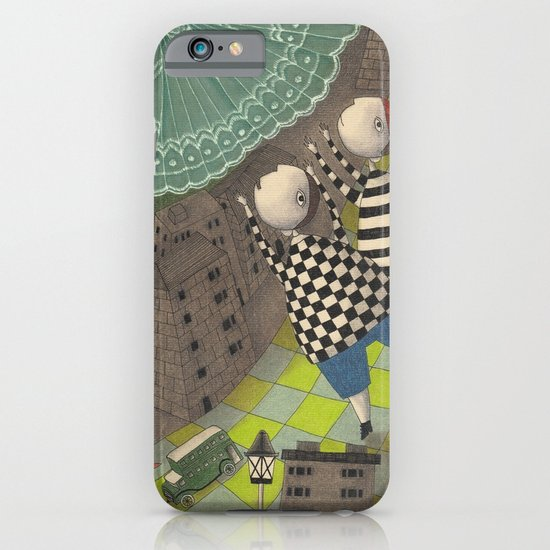 Night flight (1) iPhone & iPod Case