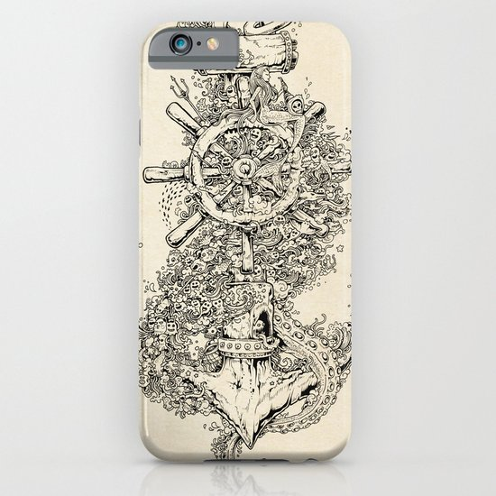 Into The Deep iPhone & iPod Case