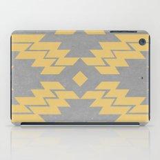 Concrete & Aztec iPad Case