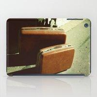 Leaving iPad Case